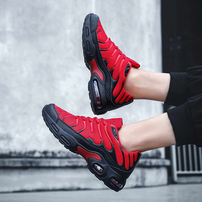 Comfortable Air Cushion Outdoor Walking Running Shoes