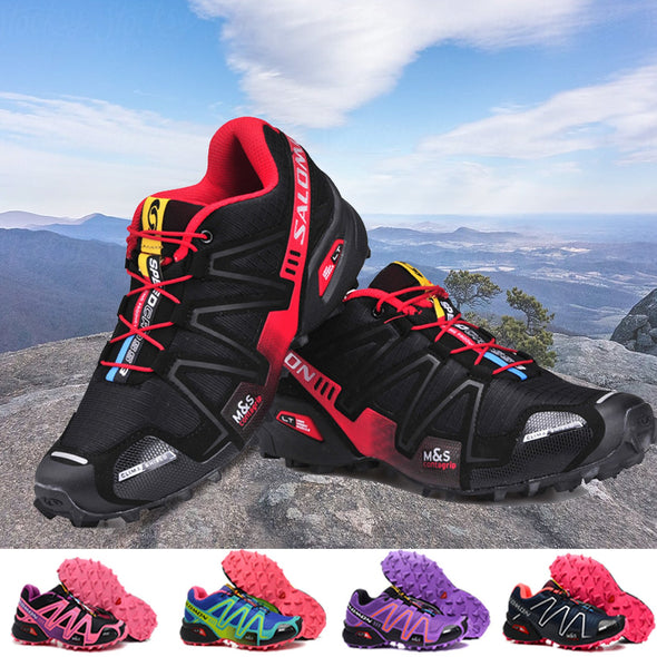 💯💯Women Pretty 😍Breathable😍 Outdoor Hiking Shoes