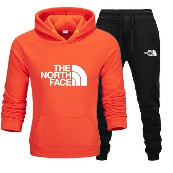 Hot Selling Hoodies Sweatshirt+pant Casual Tracksuit