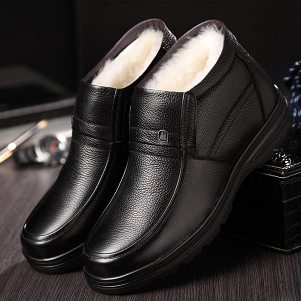 Ankle Boots Outdoor Waterproof Work Tooling Boots