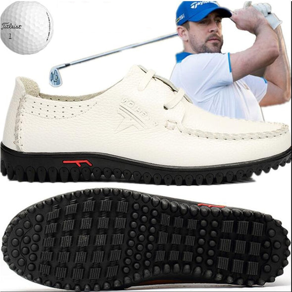 Breathable Wear Golf Shoes Men's Comfort Ultra Light Training Golf Sneakers