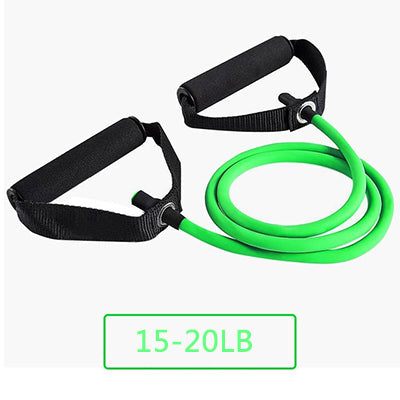 Fitness Resistance Sport Band Workout Elastic Expander Pull Rope