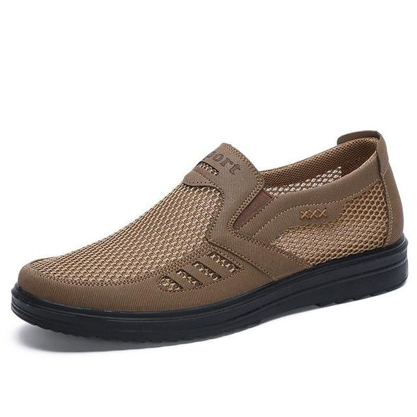 Fashion Summer Shoes Men Casual Lightweight  Mesh Shoes