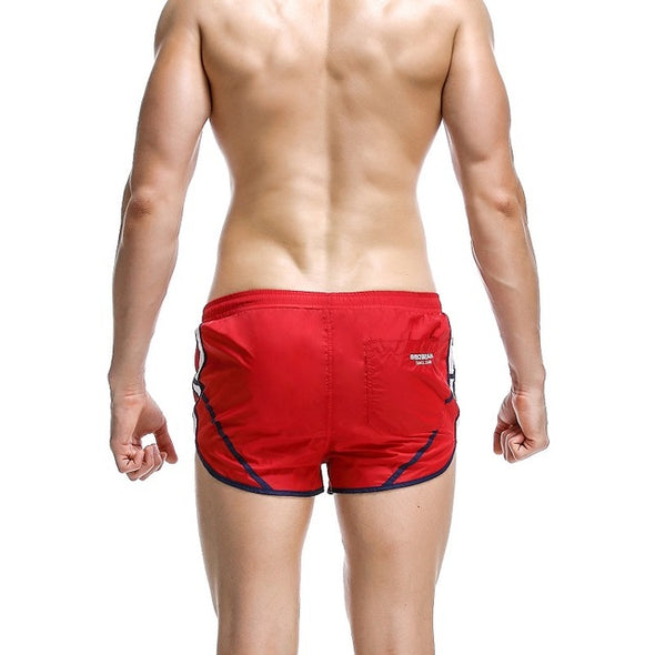 Men's Mmesh Lining For Beach Summer And Casual Quick-drying Shorts