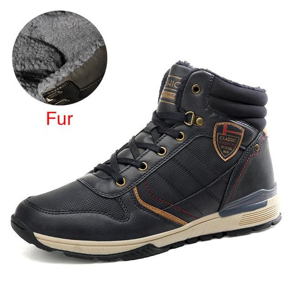 Work Snow Boots Protective Outdoor Warm