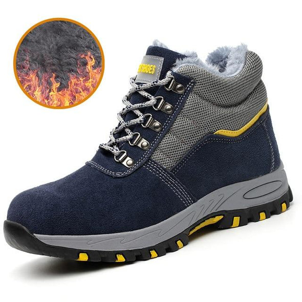 Shoes Boots Steel Toe Boots Ankle Leather Sneakers