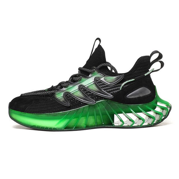 Men Breathable Outdoor Cushion Running Sneakers
