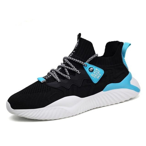 Casual Shoes for Men Mesh Light Breathable Sport Running Jogging Shoes