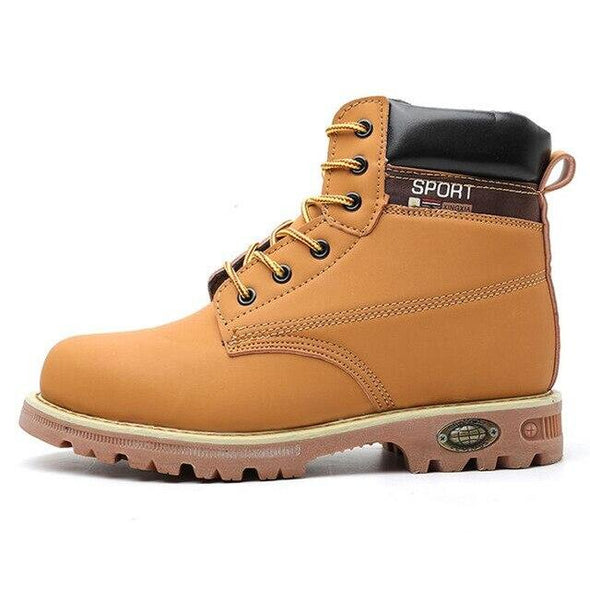 Boots For Martin Boots Steel Toe Work Shoes
