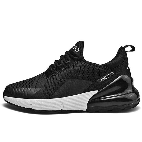 Breathable Men Running Shoes Air Cushion Sneakers