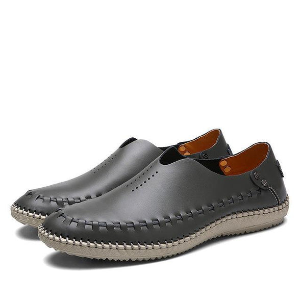 Men's Shoes- Summer Casual Breathable Moccasins