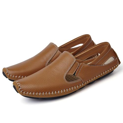 Fashion Plus Size Casual Slip-on Men's Casual Shoes