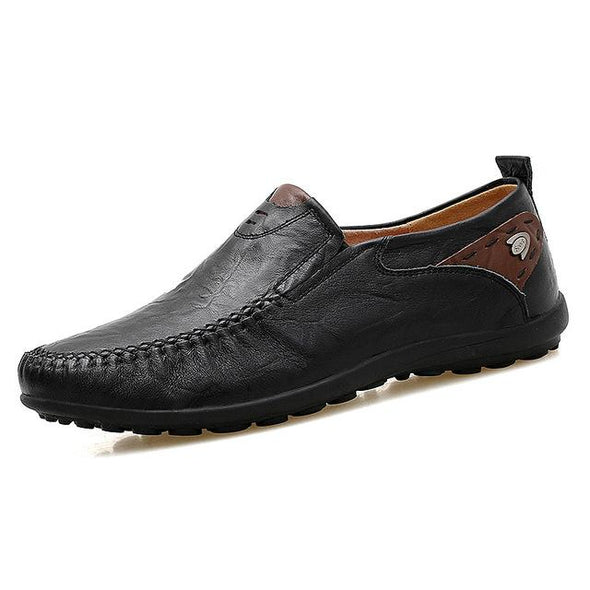 Men Fashion Handmade Top Quality Casual Driving Moccasins Slip On Loafers