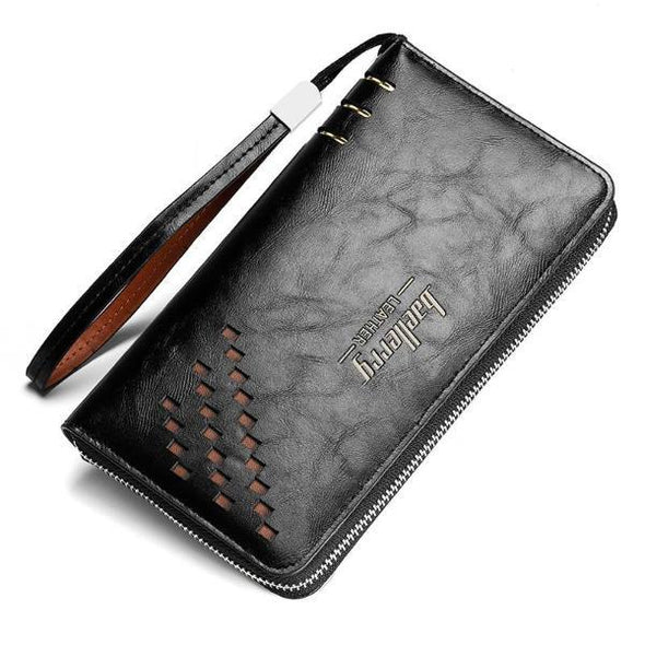 Fashion Business Long Wallets& Purses for Men
