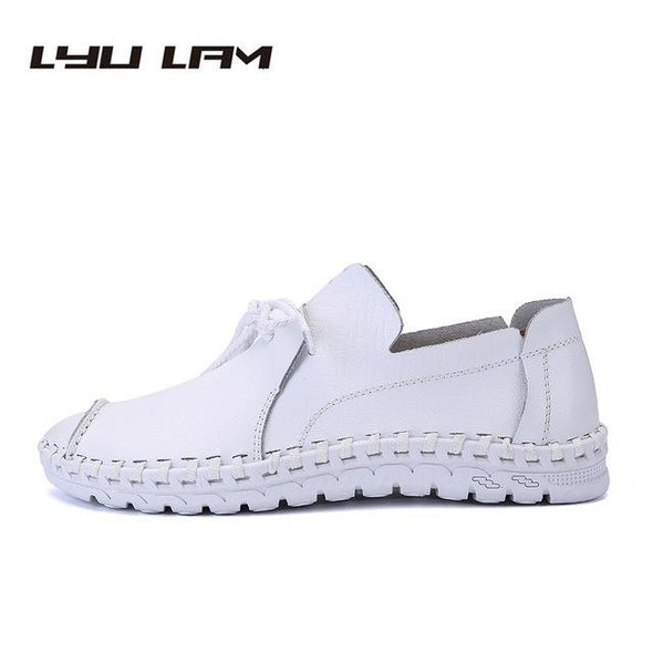 Business Men Elegant Hand Sewing Comfortable Office Casual Shoes