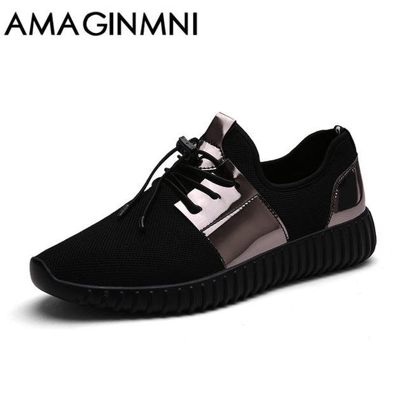 Breathable Men And Women Flat Casual Shoes Sneakers