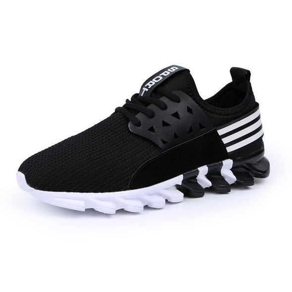 Fashion Plus Size Soft Breathable Men's Sneakers