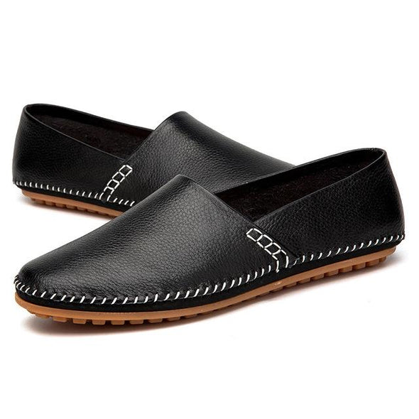 Fashion Slip On Moccasins Men's Casual Shoes