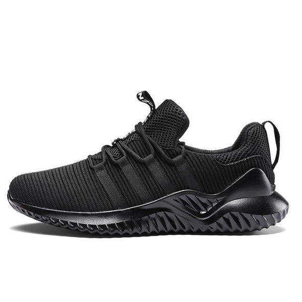 Men Breathable Mesh Outdoor Sport Comfortable Lightweight Walking Shoes