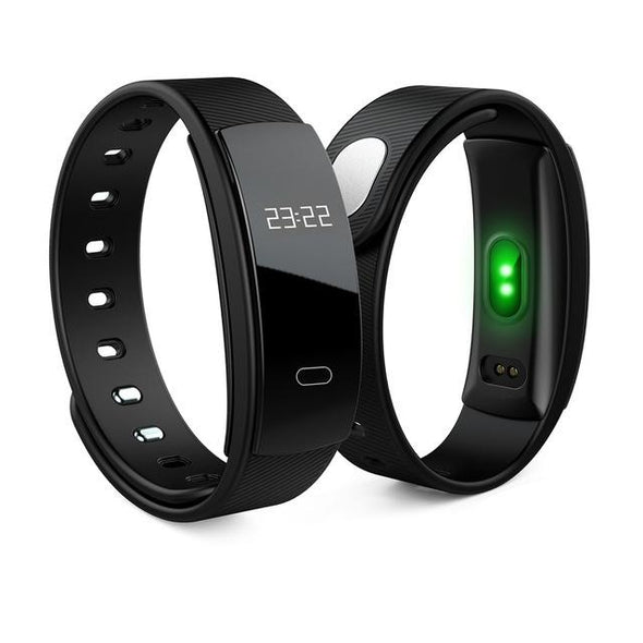 Sport Smart Wristband with Fitness Tracker Blood Pressure Heart Rate Monitor