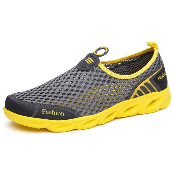 Men Summer Men Mesh Breathable Walking Lightweight Comfortable Casual Shoes