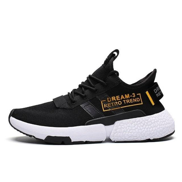 Men's Comfortable Sneakers Outdoors Sport Fitness Trainer Running Shoes
