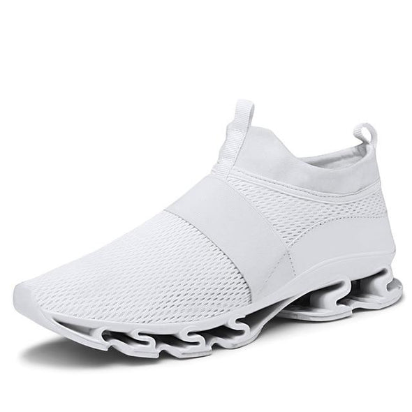 New Arrival Men Breathable Lightweight Running Jogging Sneakers
