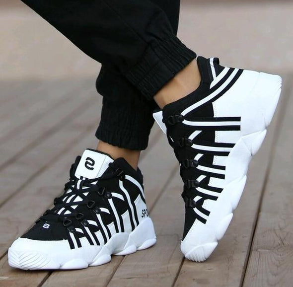 Men Fashion Sneakers Breathable Casual Lightweight Walking Jogging  Shoes