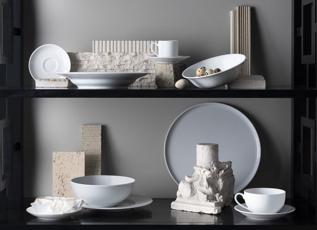 White Gold: Why No.19 is crafted from Limoges porcelain