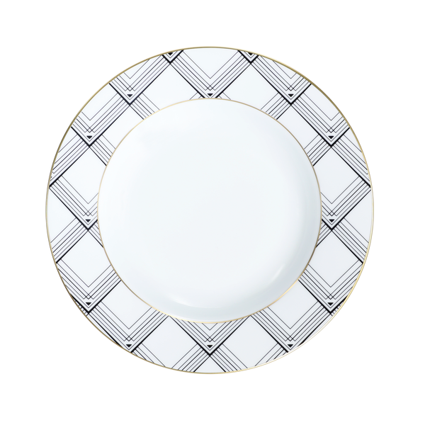 ART DECO HOLLOW DISH