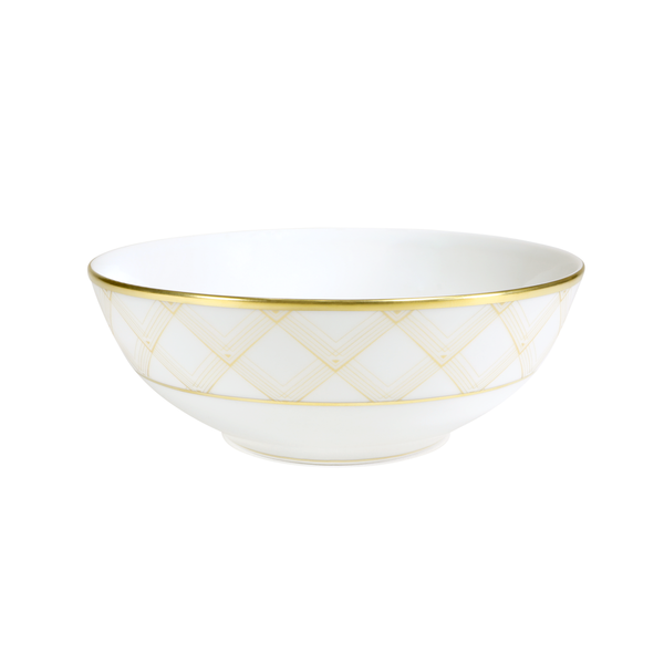 ART DECO NEW YORK BOWL