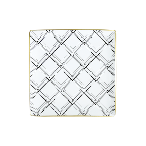 ART DECO SQUARE TRAY