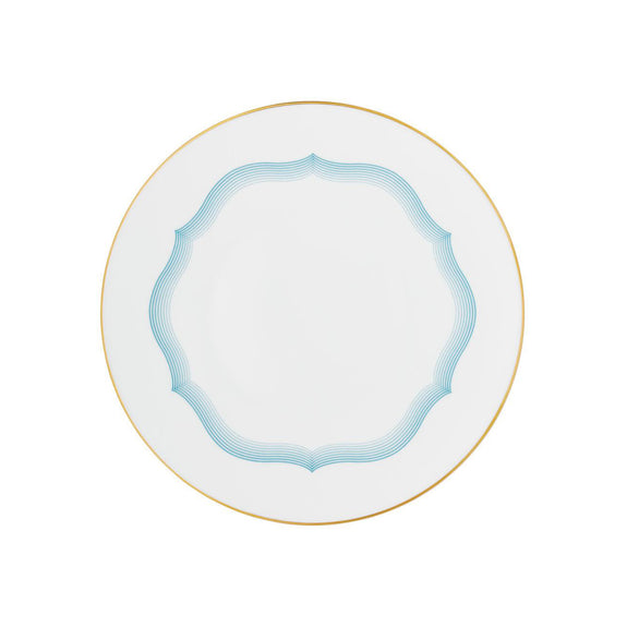 AURA DINNER PLATE - MACAO SHAPE