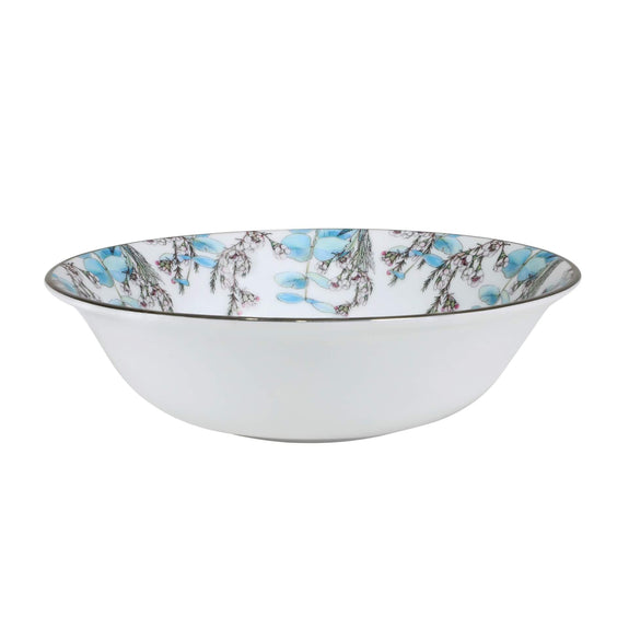 SILVERLEAF CEREAL BOWL