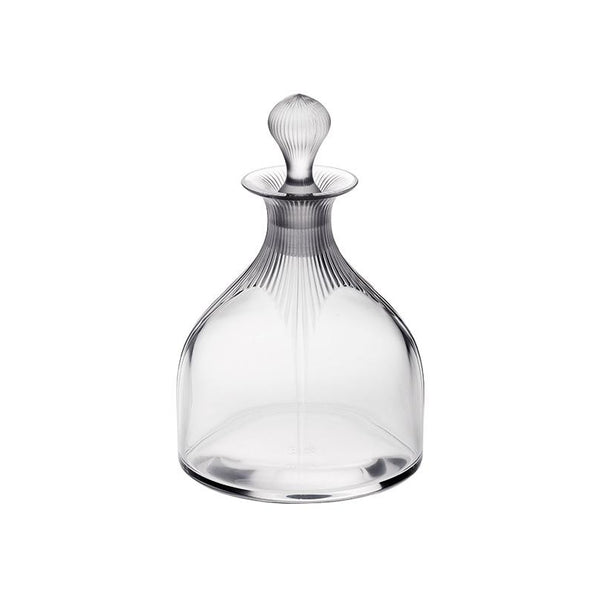 LALIQUE CRYSTAL WINE DECANTER