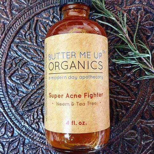Super Acne Fighter / Organic Acne Treatment / Acne
