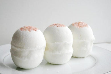 Lavender Mint Splash Bath Bombs - Set of 3