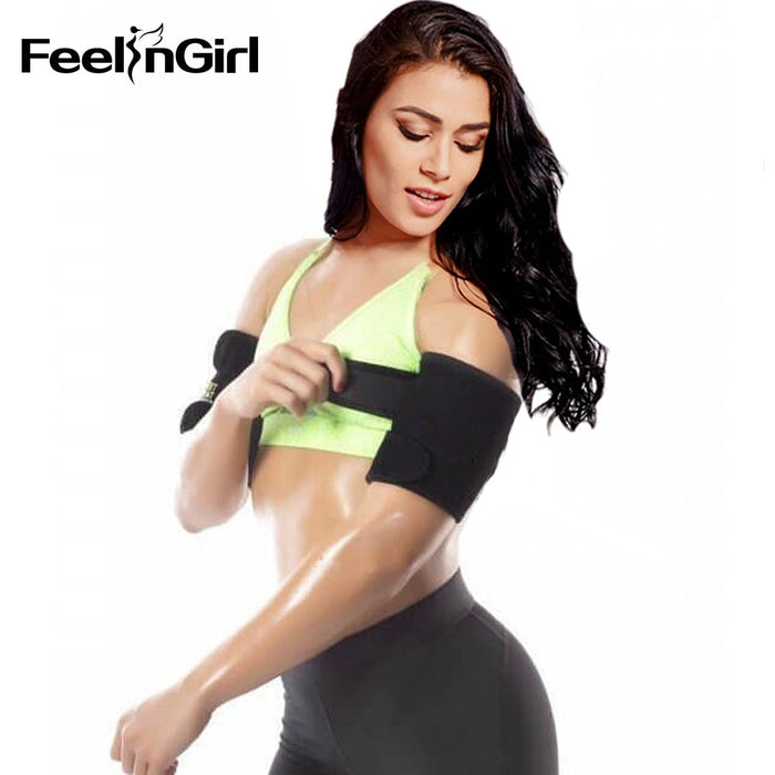 Feelingirl Arm Trimmers Wraps for Slimmer Arms-Lose.