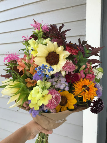 Medium wrapped bunch - Delivery the week of June 22 - 26th