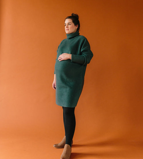 Sara Turtleneck Tunic