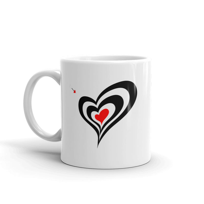 The Queen of Hearts 11oz Mug
