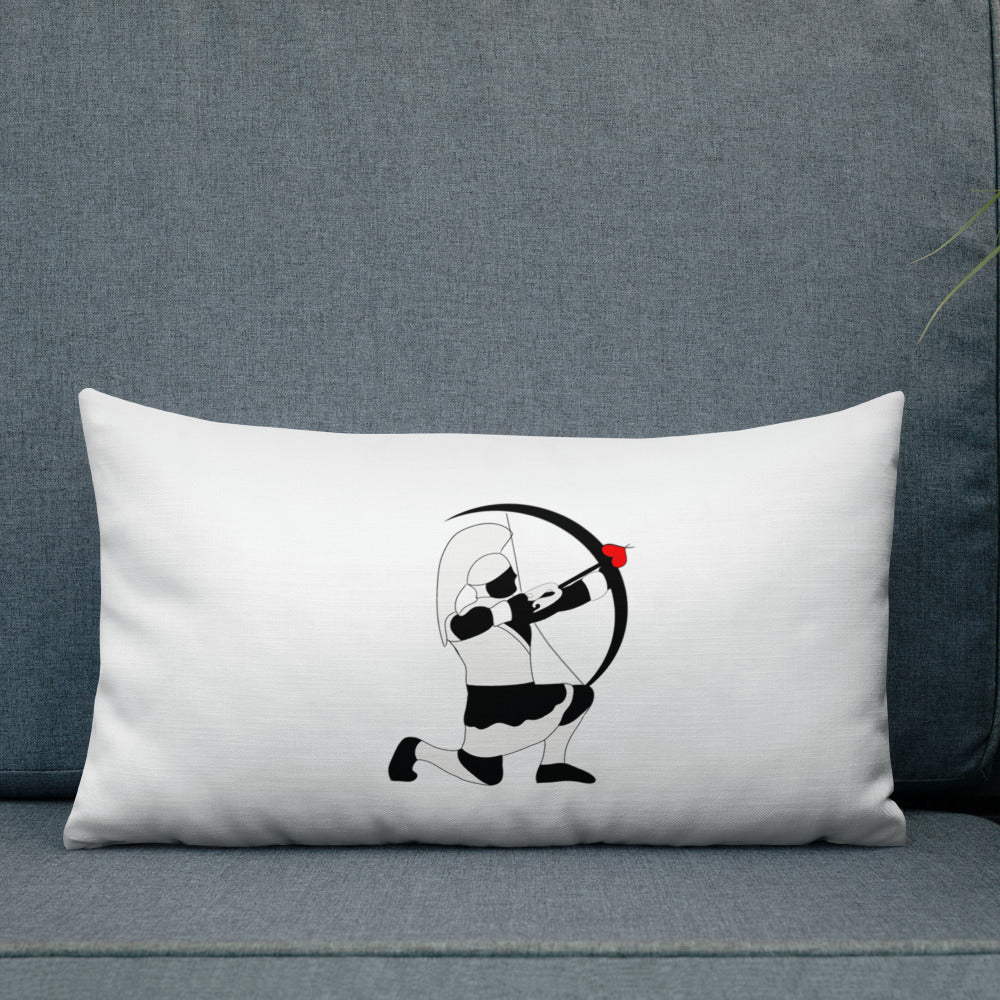 Premium Pillow for the Spartans