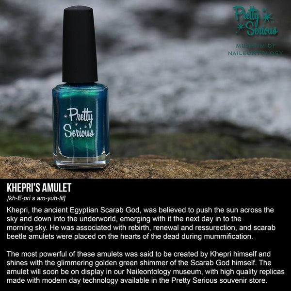Khepri's Amulet Nail Polish 11ml