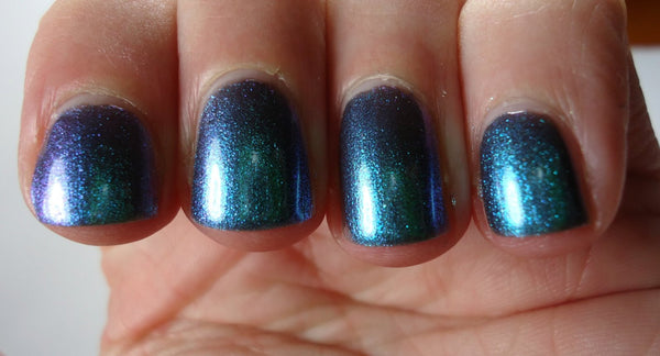 Galaxy Invader Nail Polish