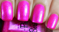 The Pink One Nail Polish - Pretty Serious Cosmetics