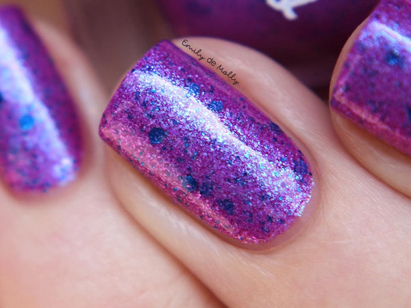 An Uzi From Daddy Nail Polish 11ml - Pretty Serious Cosmetics