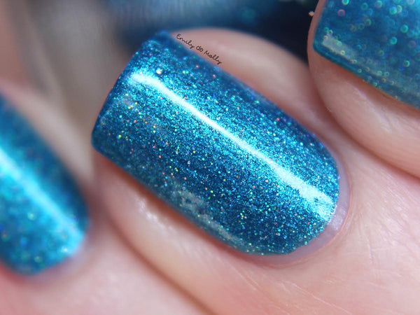 Ara Holographic Nail Polish - Pretty Serious Cosmetics