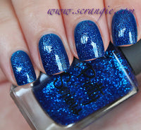 BSOD Nail Polish - Pretty Serious Cosmetics