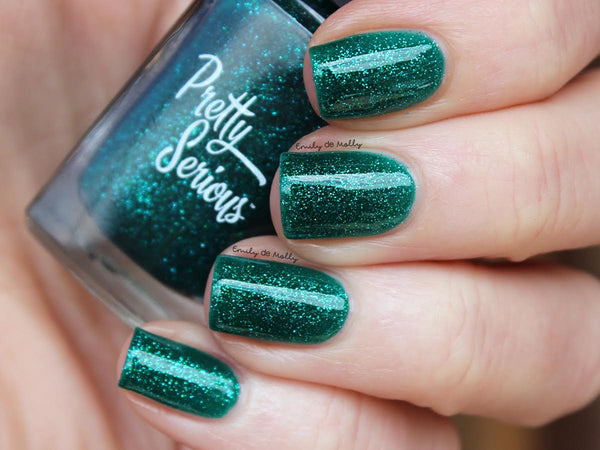 Grimm Demise Nail Polish - Pretty Serious Cosmetics
