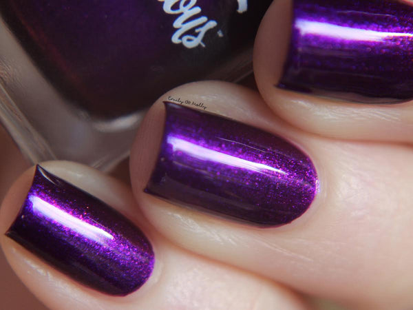 Into Dreams Nail Polish